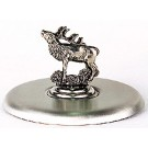 Pewter Stag Lid