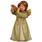 Standing Bell Angel with Flute