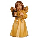Standing Bell Angel with Lantern