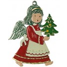 Angel with apron