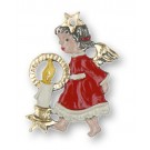 Baby Angel with Candle- new for 2013!