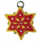 Star Pewter Charm