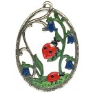 Laybirds Pewter Ornament
