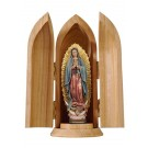 PEMA Our Lady of Guadalupe in Nische Colored