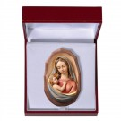 Wall Madonna with Child in Gift Case