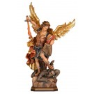 St. Michael Wooden Figurine