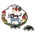 Fairy Tale Pewter Stand