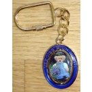 Forget me not  Keychain Germany Keychains