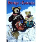 Bear View Magnet Almost europe Tourist Shop