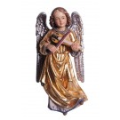 Pacher Angel with Violin Colored Gold