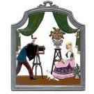 The Photographer Pewter Ornament