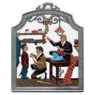 The Tailor Pewter Ornament