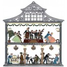 German Pewter Traditional Cafe